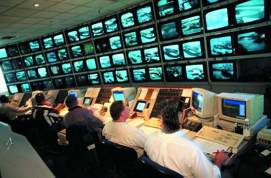 NICE technology - Glasgow under surveillance